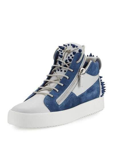 Giuseppe zanotti heels, Top sneakers