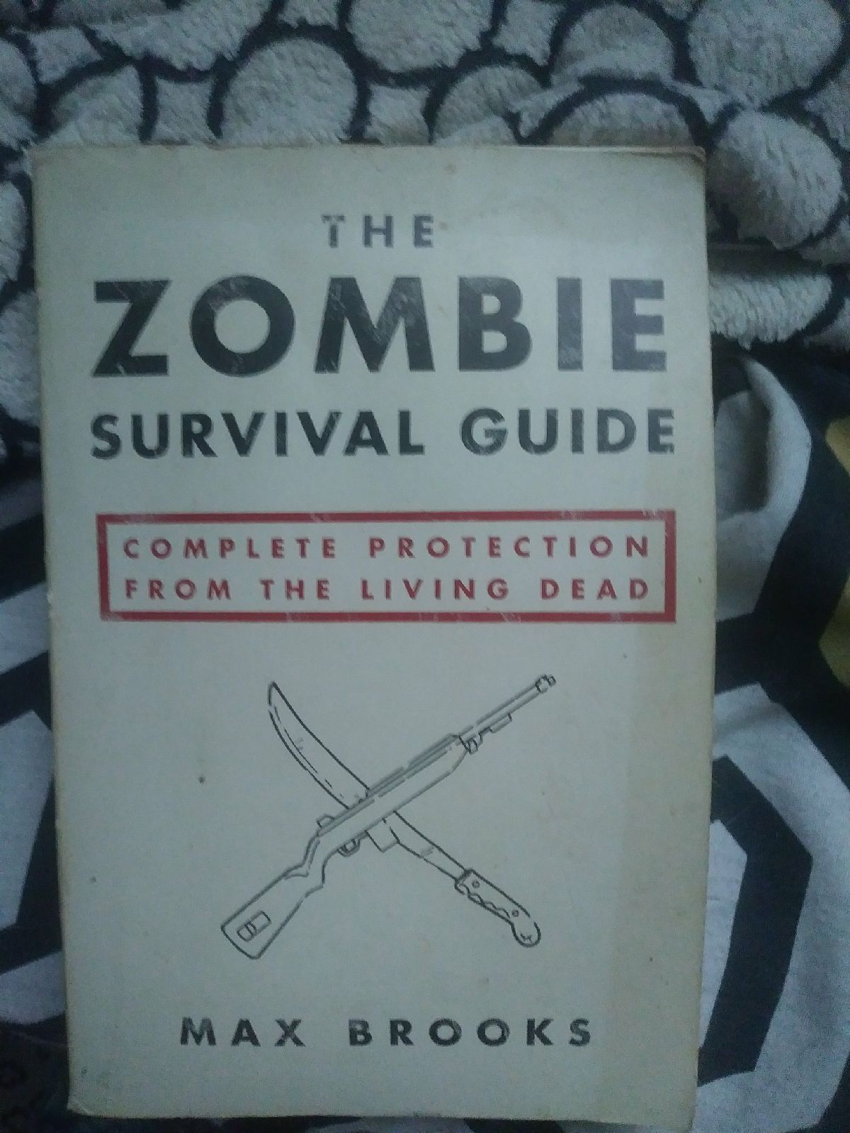 This is a very cool must have book for the zombie lover