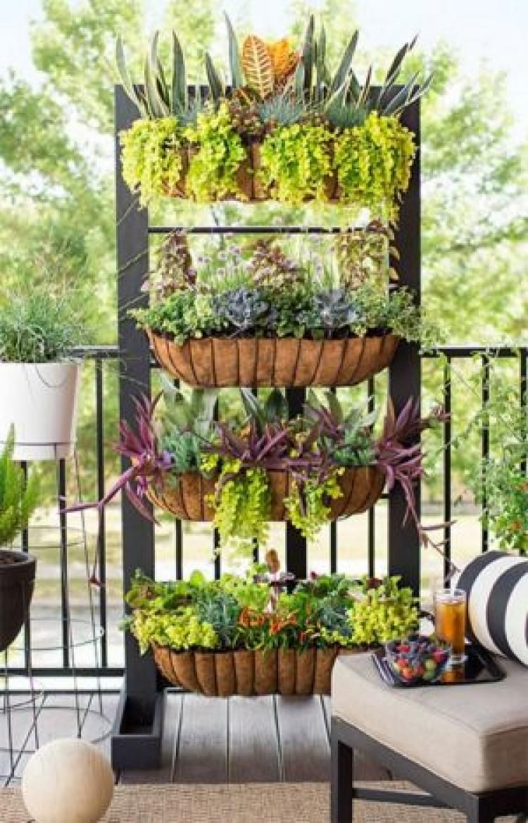 130 Enchanting Stunning Vertical Garden Ideas To