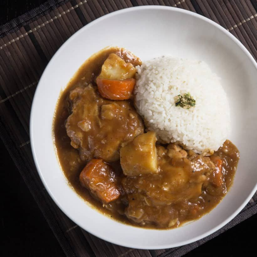 Easy Instant Pot Japanese Chicken Curry Tested By Amy Jacky Recipe Curry Recipes Pressure Cooker Recipes Chicken Pressure Cooker Chicken Curry