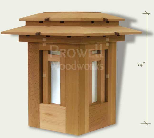 Lighting Outdoor Wooden Pillar Google Search Outside
