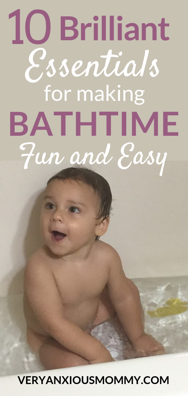 10 Brilliant Bathtime Products for Bathing Your Active Toddler ...