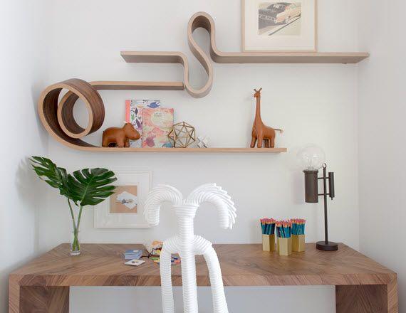 Spaceskids  bedroom desk   nest design co   san francisco decorator  . Bedroom Showcase Designs. Home Design Ideas