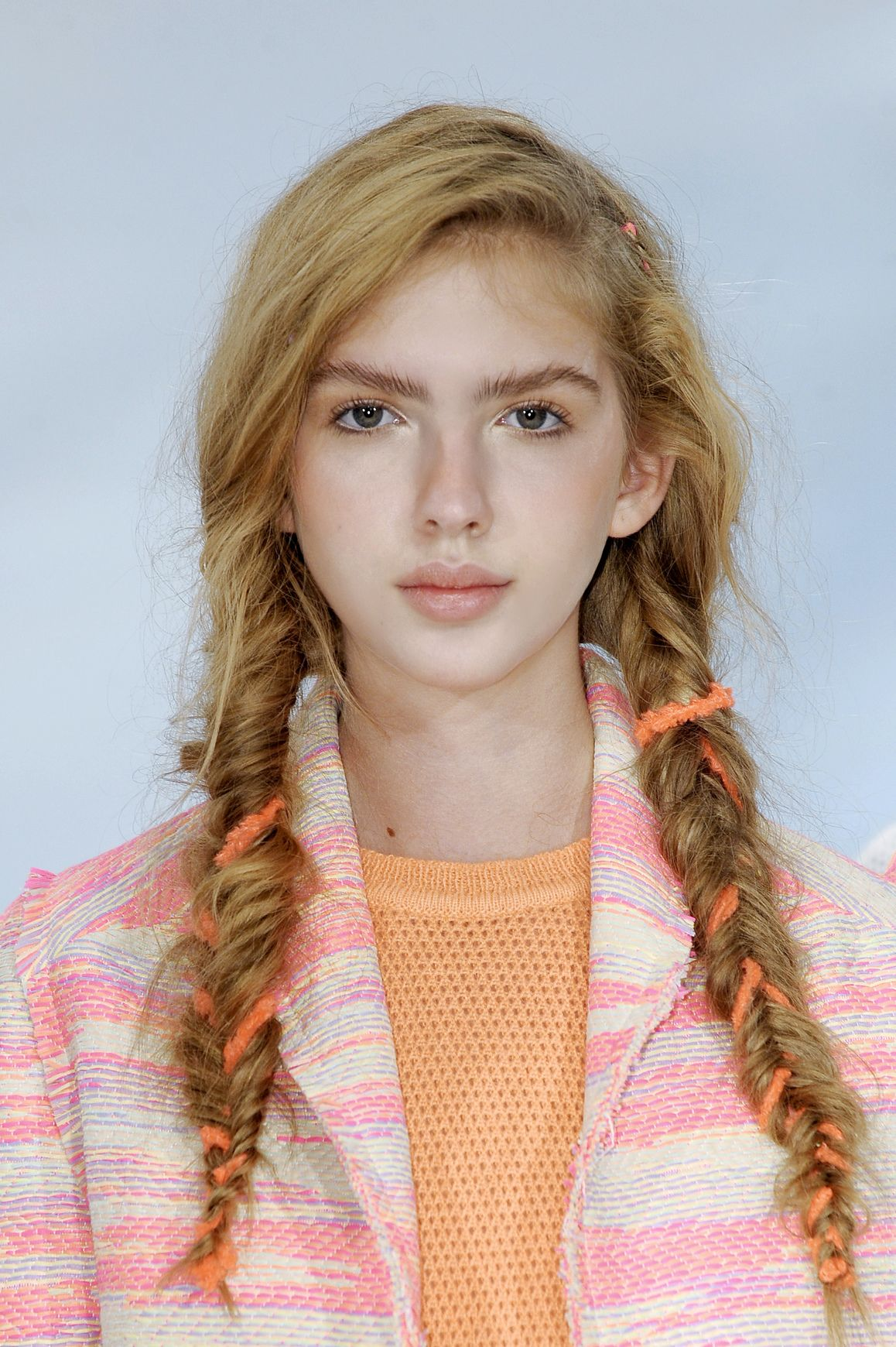 If you're stumped on how to wear your hair try the versatile braid! #braids #hair #fashion #look