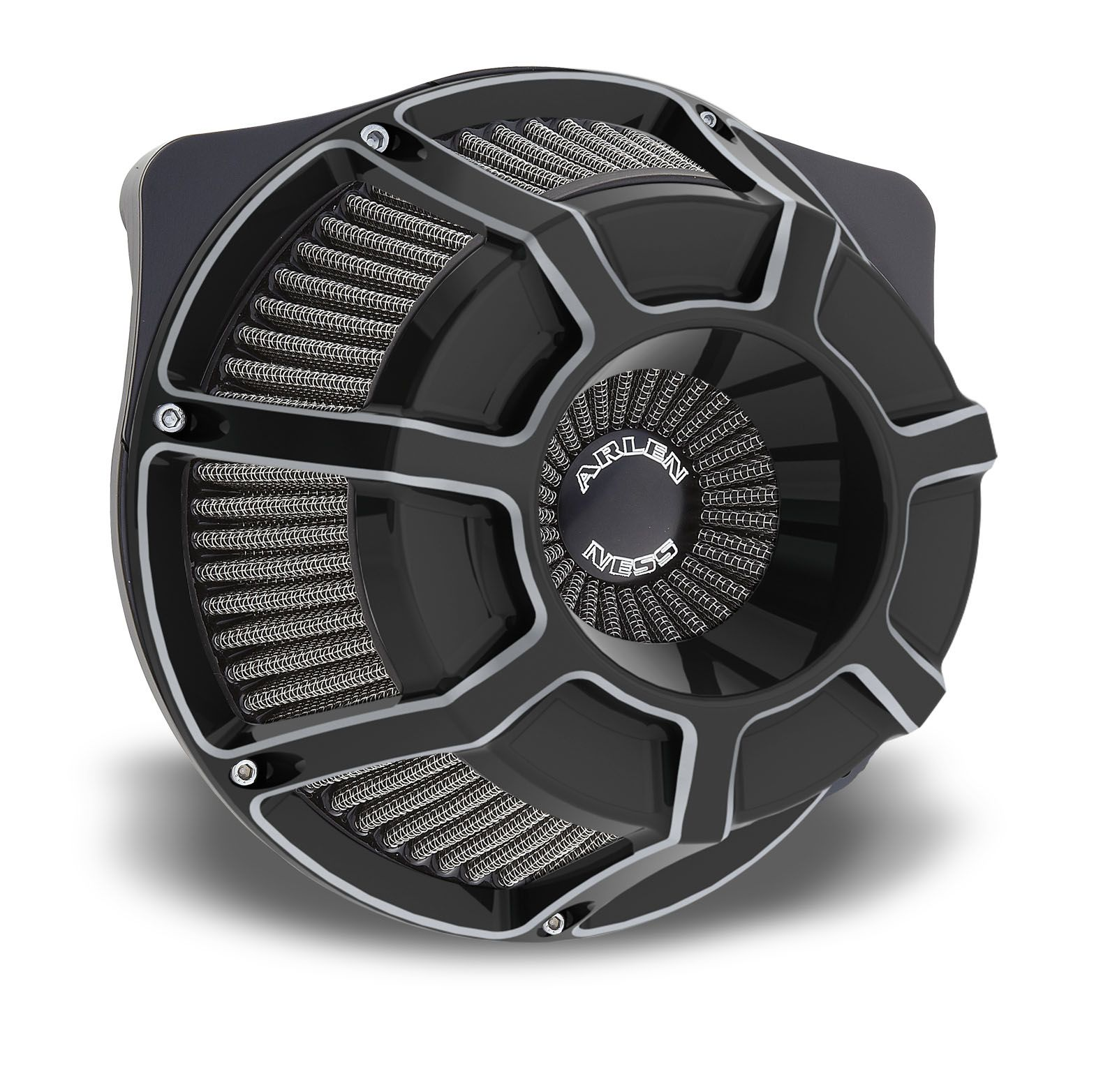 Arlen Ness Inverted Series Air Cleaner Kit. Yes, please