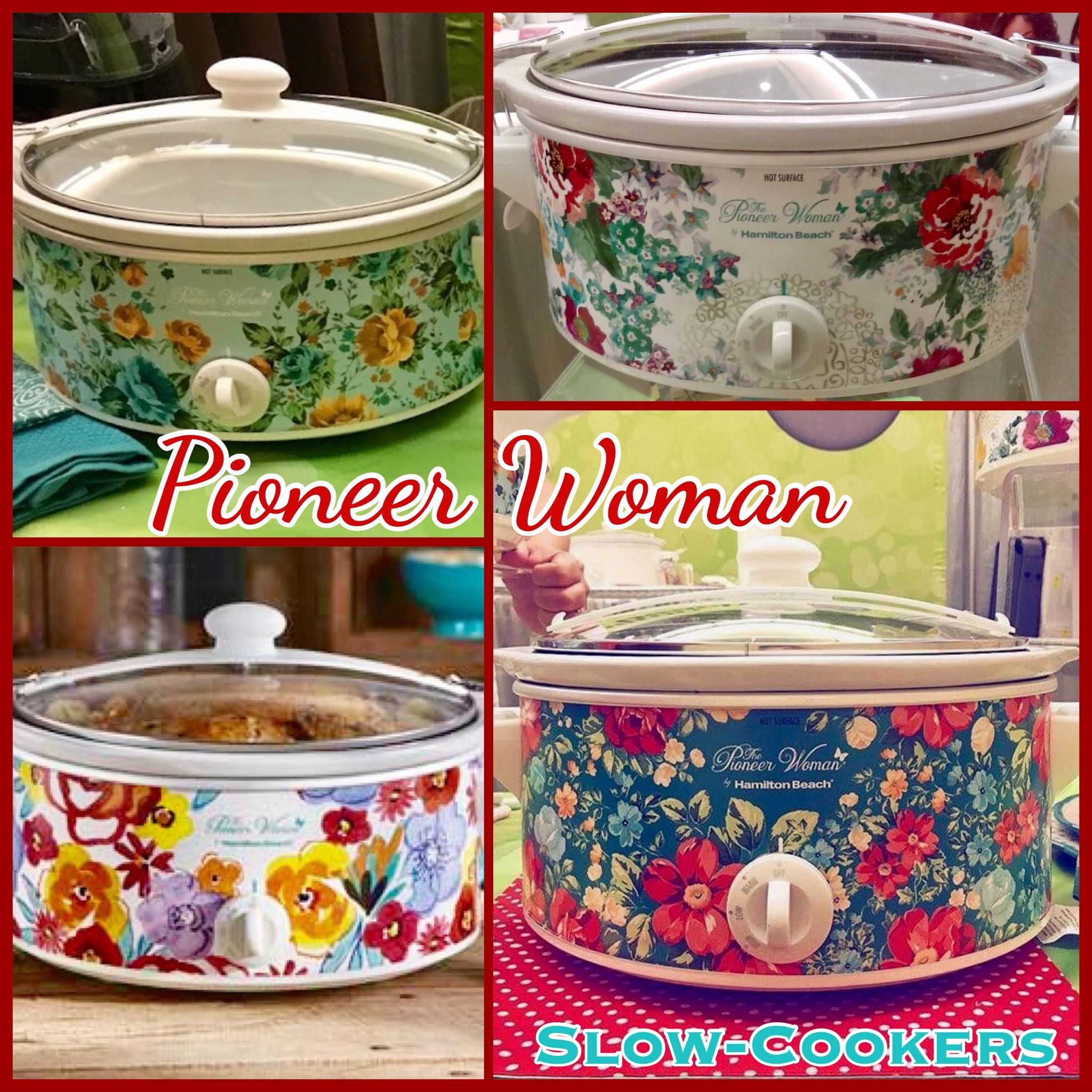 pioneer woman dishes walmart. pioneer woman slow cookers by hamilton beach fall 2017 @ walmart dishes t