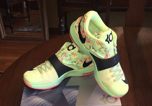 premium selection a78eb 46f4f ... where to buy nike kd 7 easter release date sneakernews ad925 3403e ...