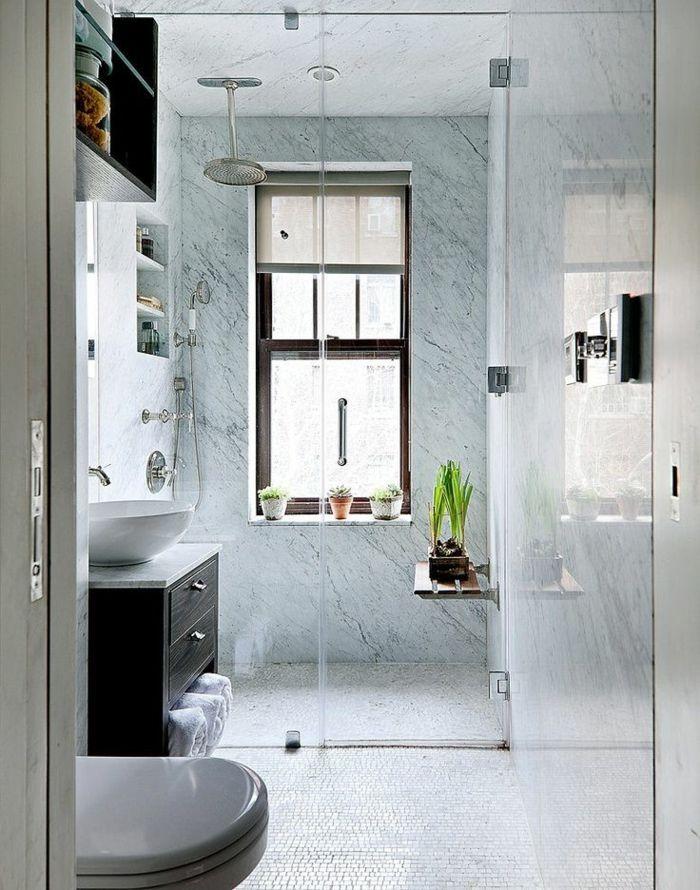 1001 + Badezimmer Ideen für kleine Bäder zum Erstaunen   Creative bathroom design, Bathroom ...