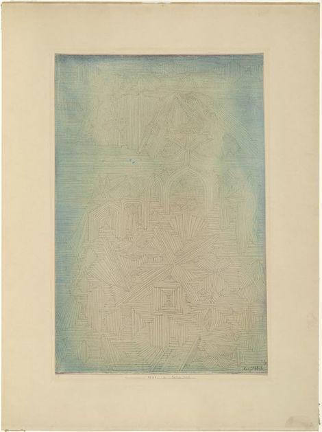 Paul Klee, Sacred Islands (Heilige Inseln) on ArtStack #paul-klee ...