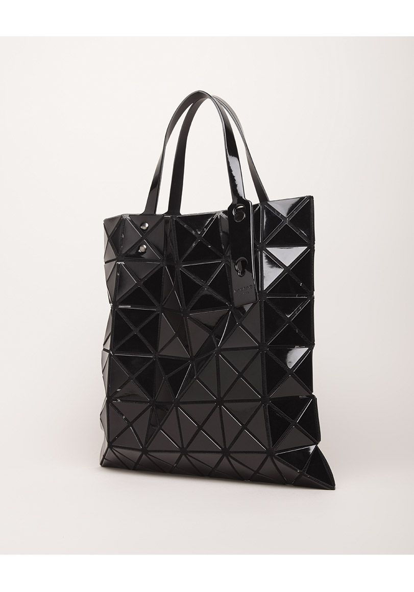 Yet another BAO BAO ISSEY MIYAKE piece—this time a shiny tote ... 156815b1e9b58