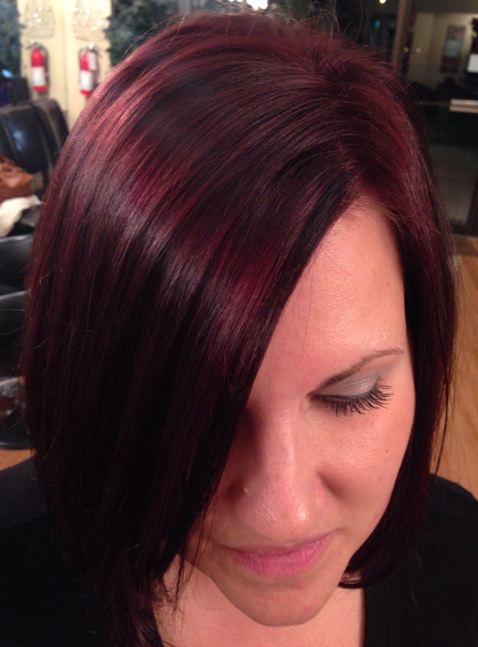 71 Splendid Mahogany Hair Colors for Any Woman