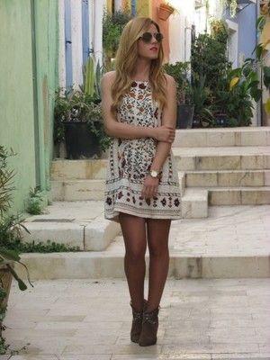 Zara Sukienka Ecru Wyszywana Haftem S Blogerska 6751526015 Oficjalne Archiwum Allegro Summer Dresses Dresses Casual Dress