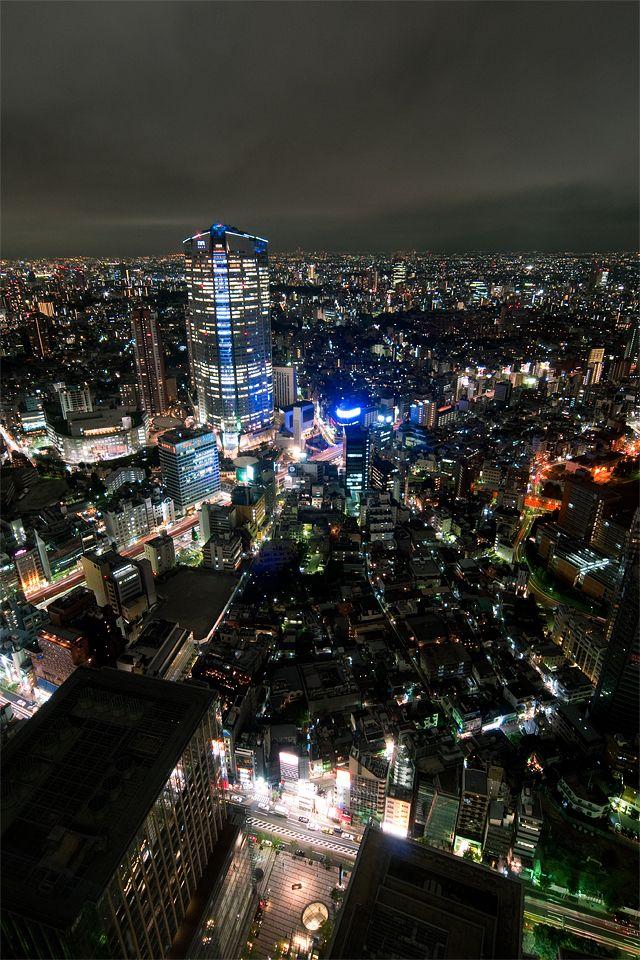 人気233位 東京の夜景 Iphone壁紙ギャラリー 風景 壁紙 夜景