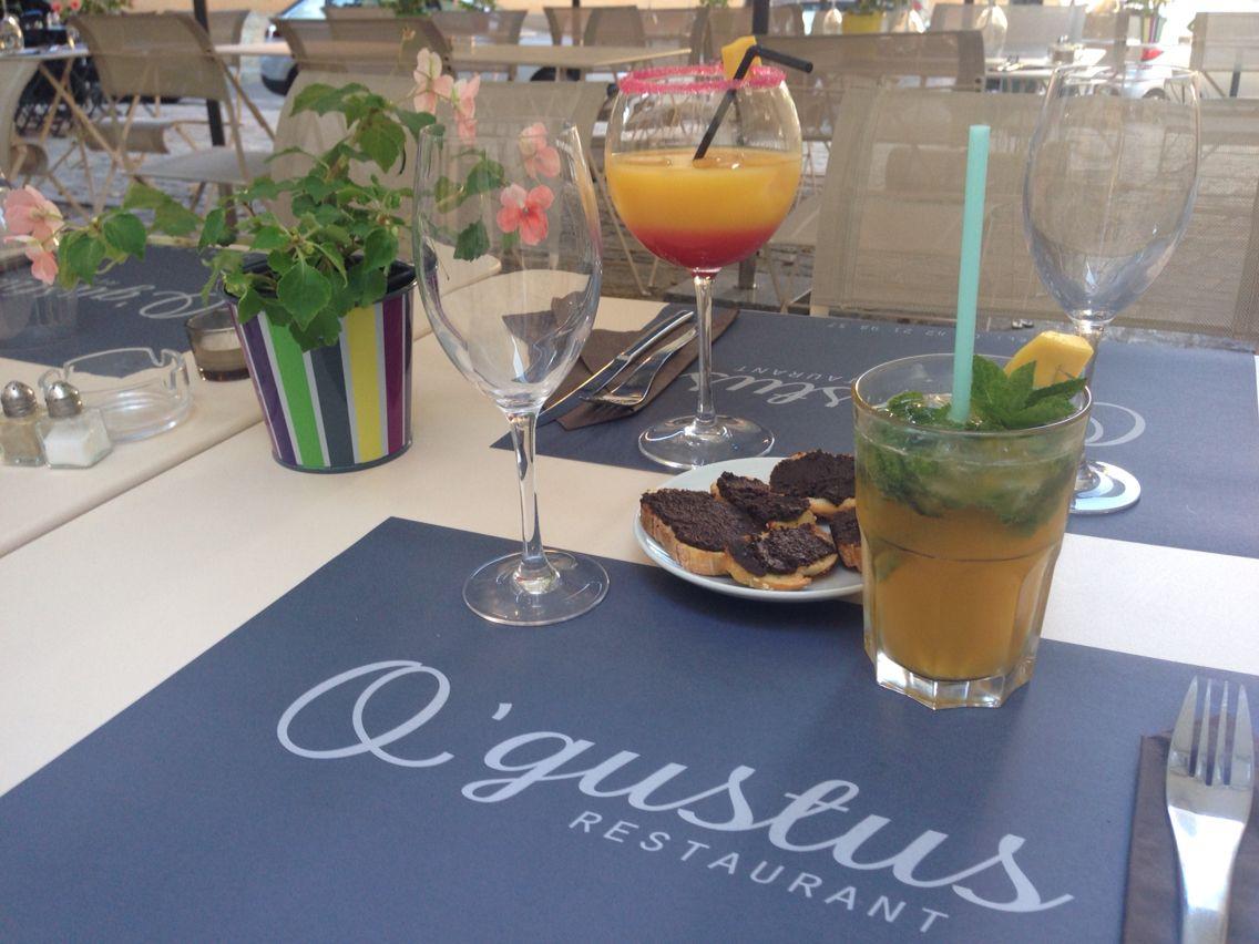Ou0027gustus Restaurant 7 Rue Des Bouteilles 13100 Aix En Provence 04 42 21 98