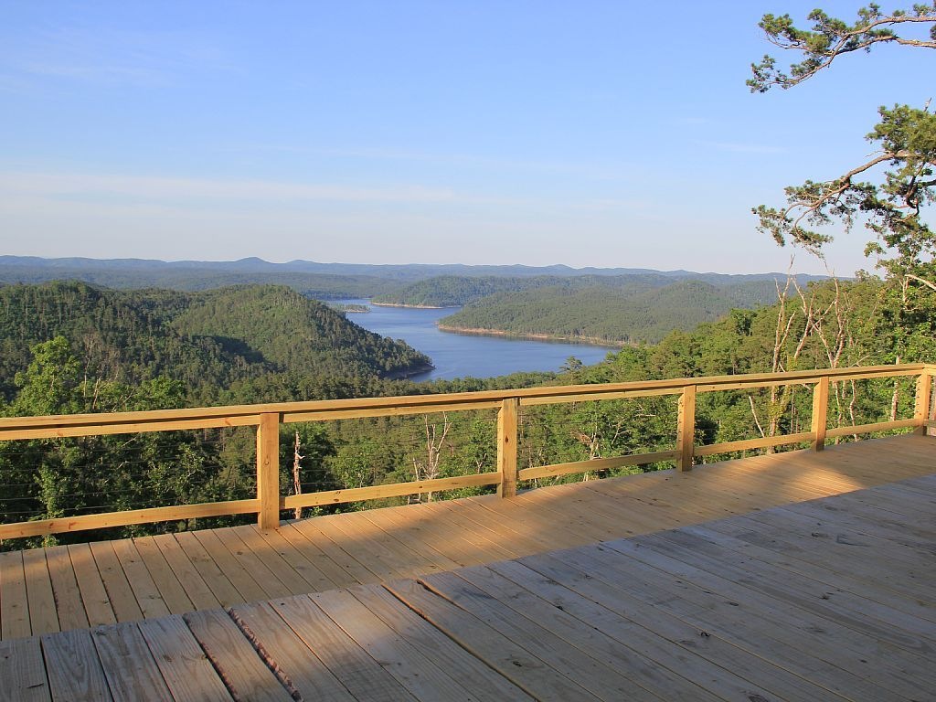 The Summit House   180 Degree Panoramic Views Of Kiamichi Mtns U0026 Lake Broken  Bow. The Summit House Is A Brand New Construction Sq Ft 2 Bedroom, 1 Bath.
