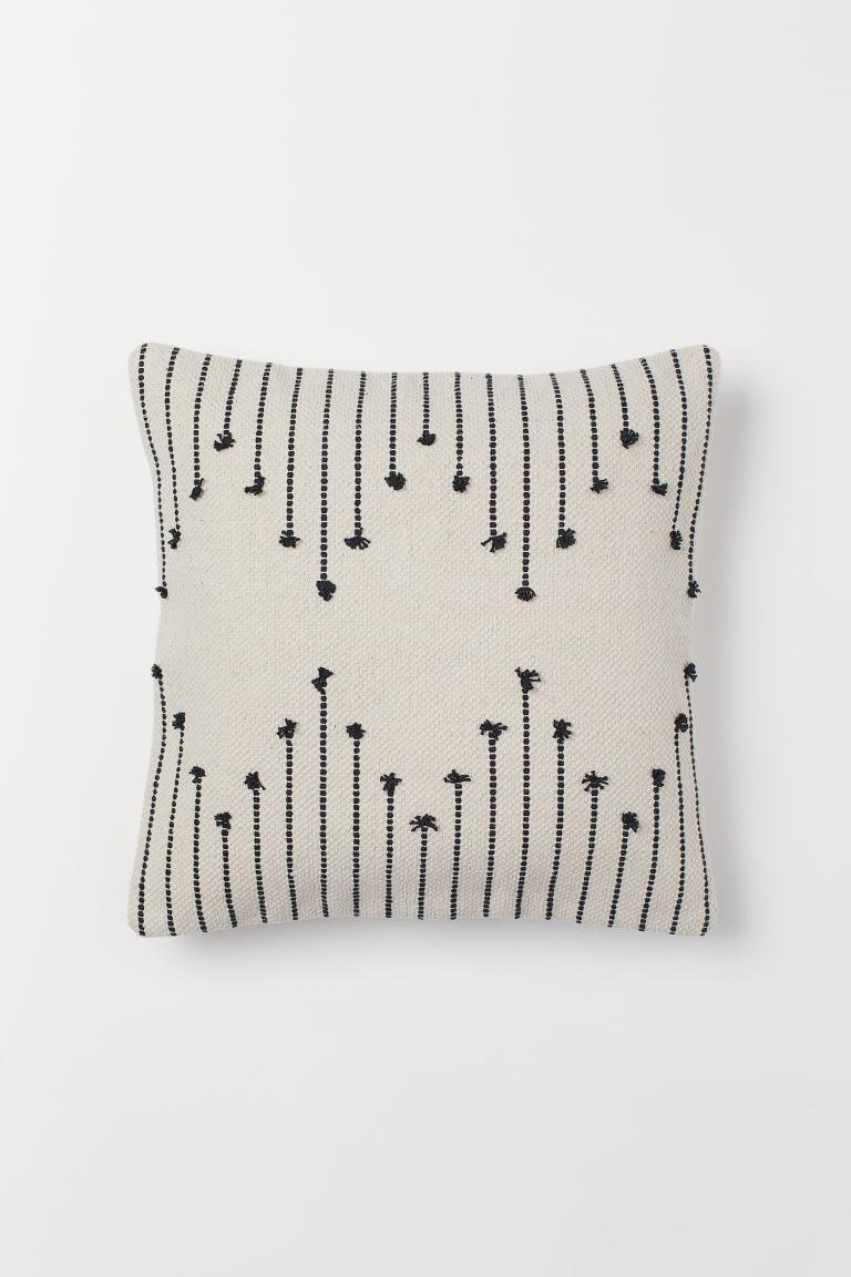 Cotton Cushion Cover H M Home Cushion Cover Linen Cushion
