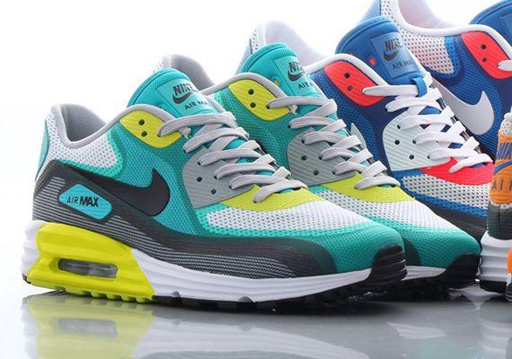 Nike Air Max 90 (Bright CrimsonSummit White) Sneaker Freaker