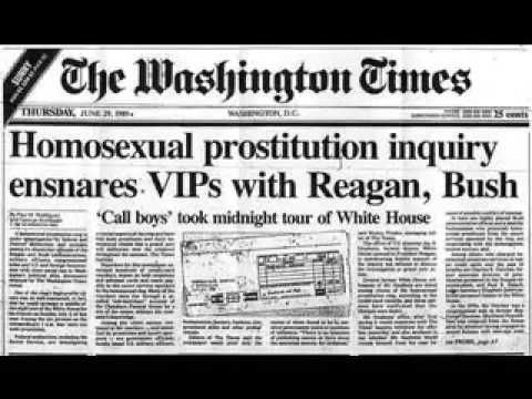 Decamps expose on bush sex scandal