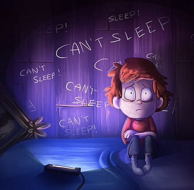 Ever think about if dipper ever gets a break? You know from like all the things going on, that maybe even sleep isn't a break for him? You know how he always has bags under his eyes? What if he gets nightmares all the time? I just feel bad for him like I just want to hug him and give him a break. :(