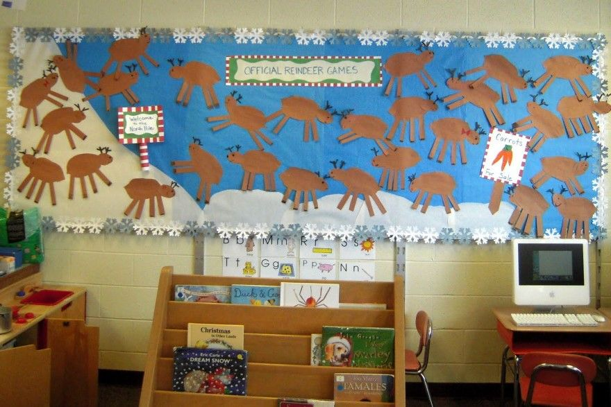 Sunday School Room Themes Kids Bulletin Board Idea