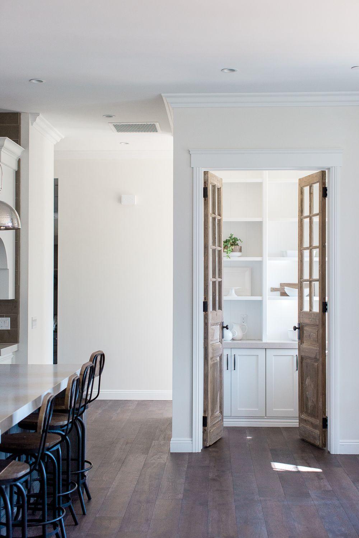 Custom antique doors we repurposed as pantry doors for a home we custom antique doors we repurposed as pantry doors for a home we built rubansaba