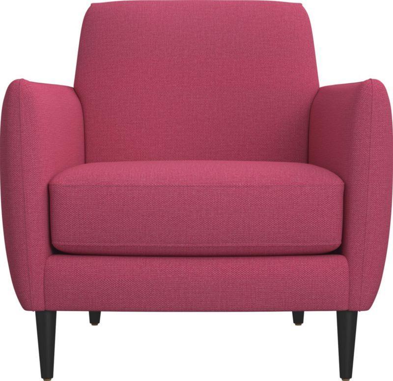 Parlour Cyan Blue Chair | Parlour, Modern classic and Blue velvet chairs