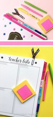 Lesson Planner for A Modern Teacher :: Purposeful Planning - #teacherplannerfree Lesson Planner for A Modern Teacher :: Purposeful Planning - #teacherplannerfree