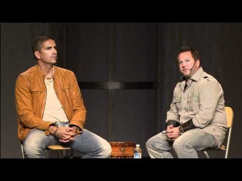 Rock Church - Special Guest Jim Caviezel by Jim Caviezel & Dave Cooper talking about the Passion of the Christ.