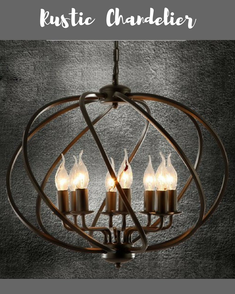 A Massive Collection Of All Kind Of Rustic Lighting Fixtures All Shapes Textures