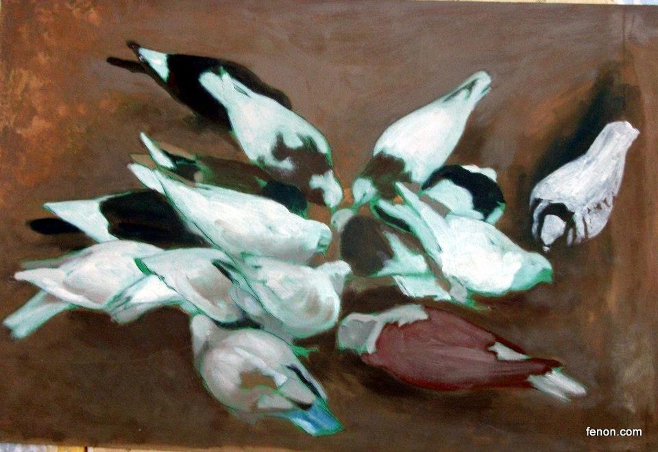 Artist zahran-salama published on www.fenon.com on فنون جميله  http://fenon.com/zahran-salama/