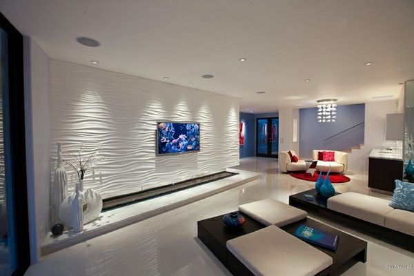 Innenarchitektur design modern wohnzimmer  wohnzimmer modern Wohnideen Wohnzimmer Modern Esszimmer und ...