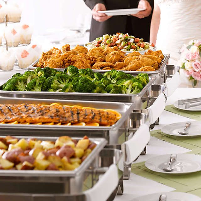 catering an event can be tricky if not thought out and planned well rh pinterest com buffet style catering prices buffet style catering menu ideas