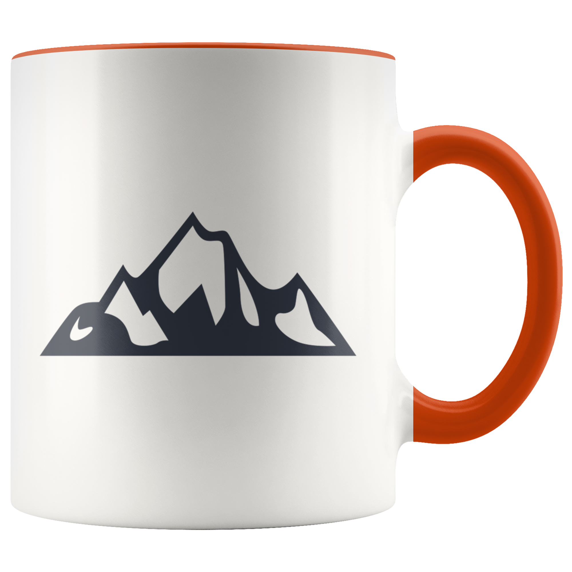 Outdoor Gift Women and Men Mountains Coffee Mug Mugs