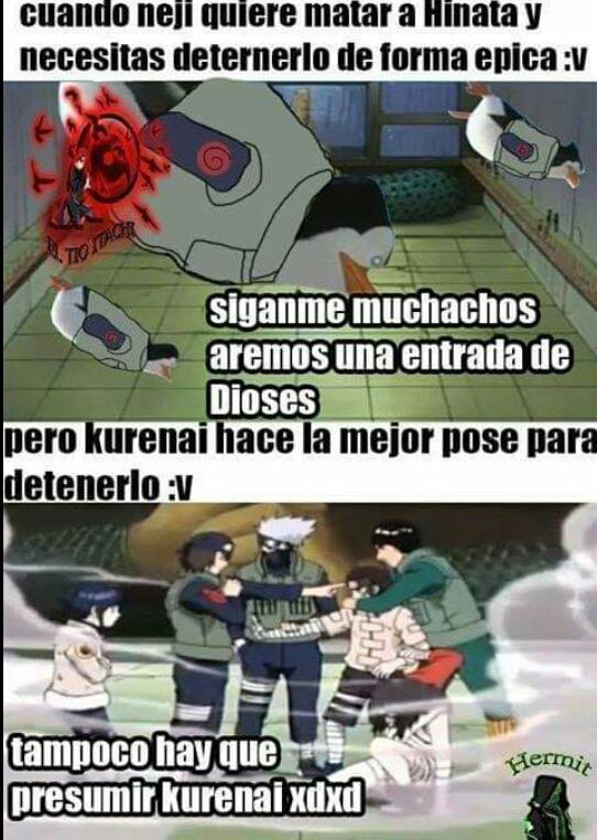 ❝ Memes De Naruto Y Boruto ❞