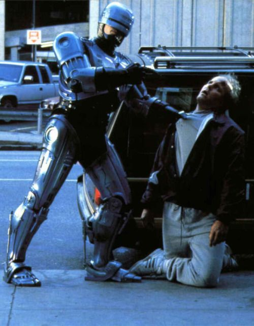 Peter Weller, Robocop 2 (1990)