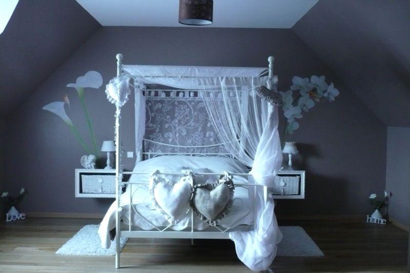 Comment d corer une chambre romantique d co belle et chic for Deco romantique chic