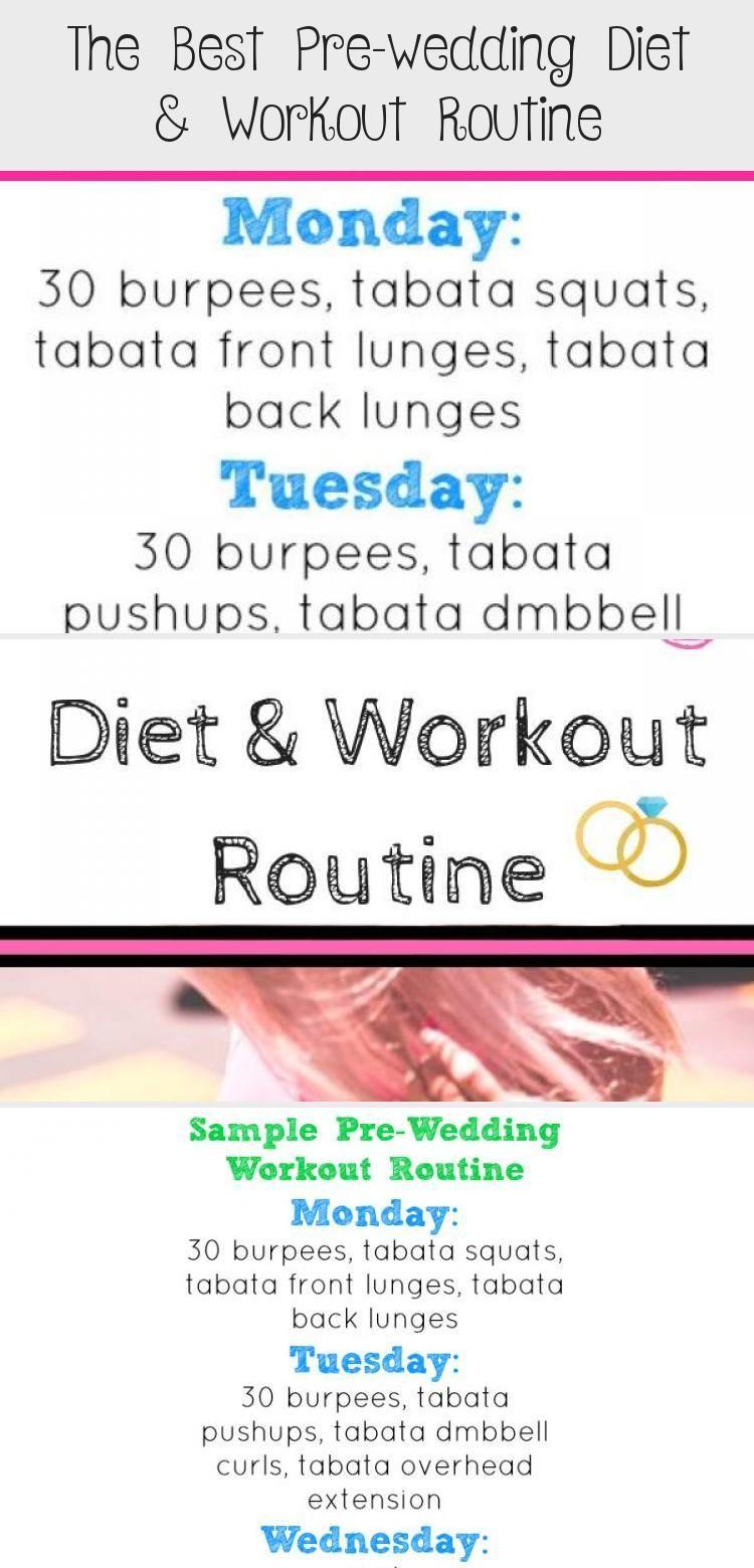 The Best Pre Wedding Diet Workout Routine Wedding Diet Workout Routine Diet And Nutrition