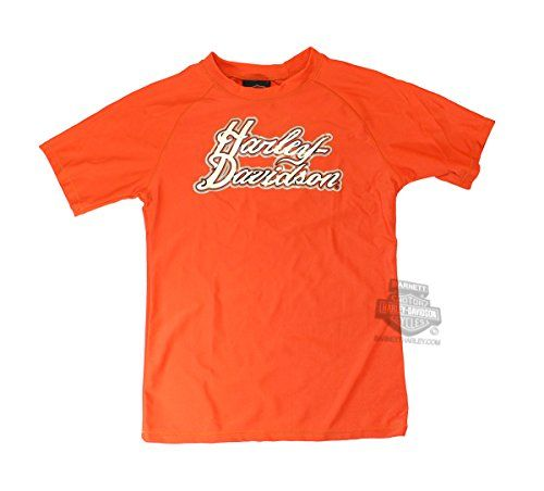 HarleyDavidson Girls Youth Rashguard Shirt1012 ** Read more  at the image link.