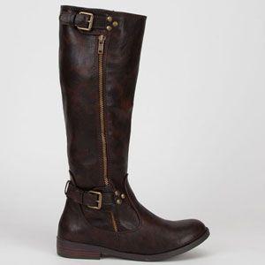 {hanna womens boots}