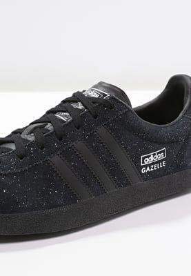 best sneakers b8169 9819e adidas Originals GAZELLE - Tenisówki i Trampki - core blacksilver metallic  za 341,1 zł (21.04.16) zamów bezpłatnie na Zalando.pl.