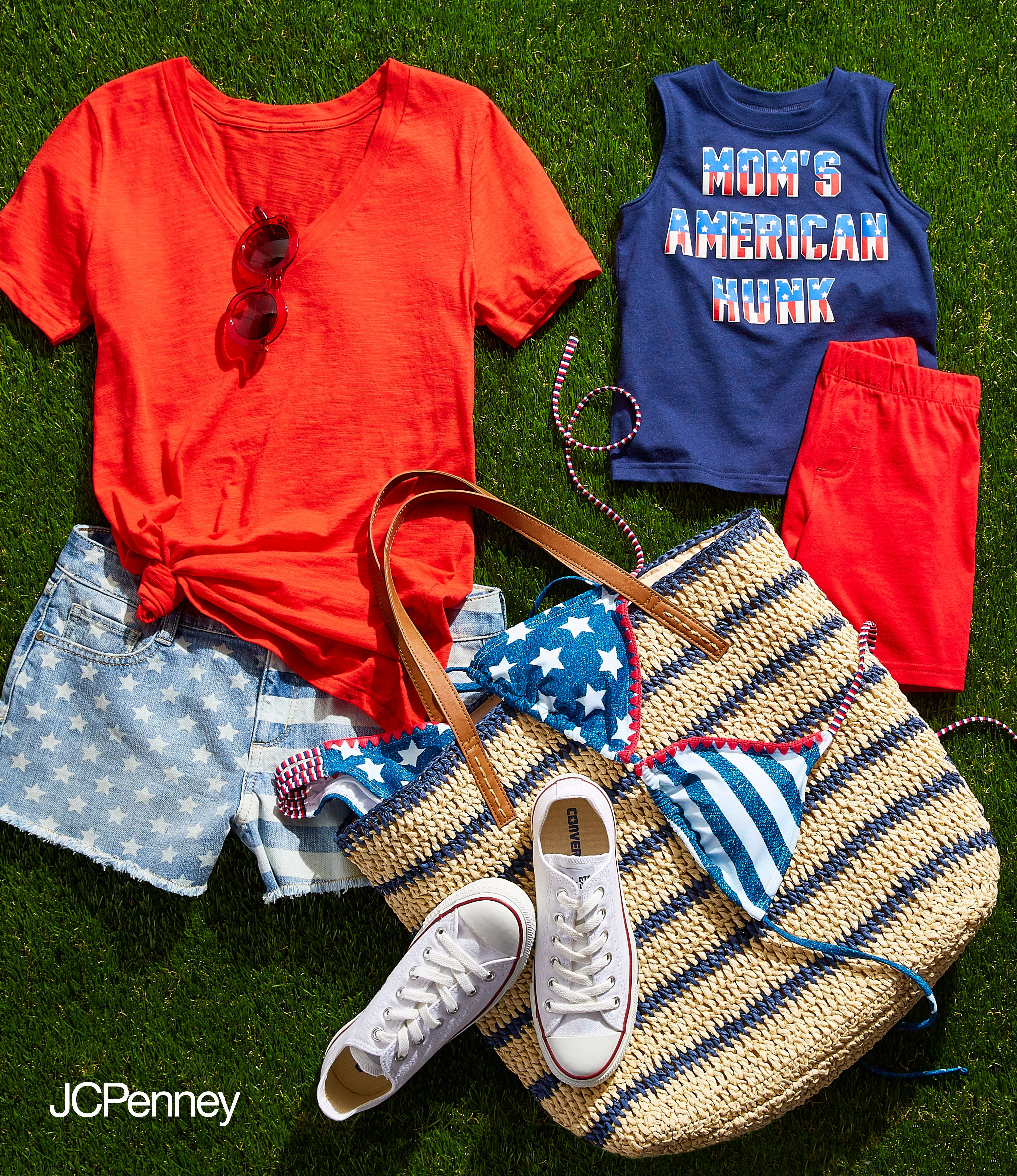 be3eff7b8277 Get your Memorial Day outfits together—it s easy! Just start with ...