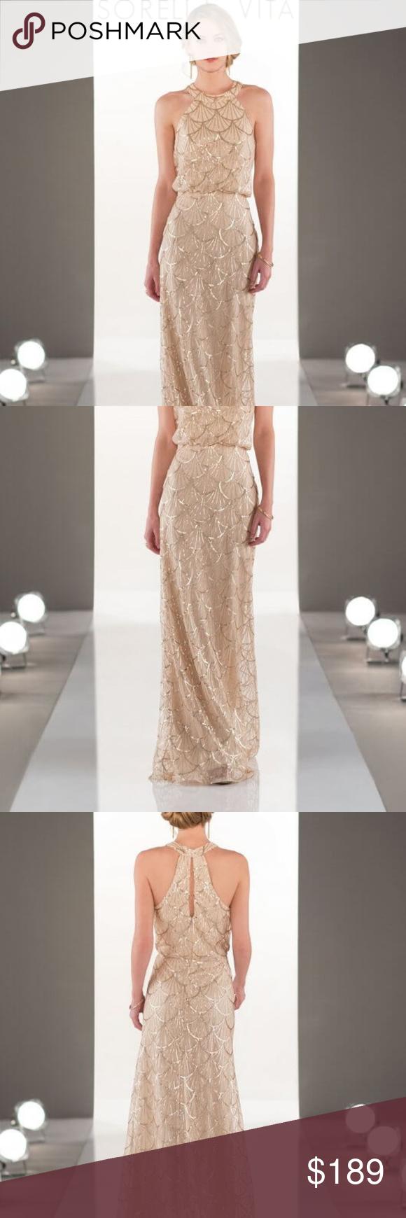 8852c869 Sorella Vita Nouveau Sequin Bridesmaid Dresses