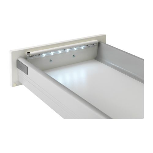 Superb DIODER LED Battery Operated Lamp F/drawer IKEA $18.99