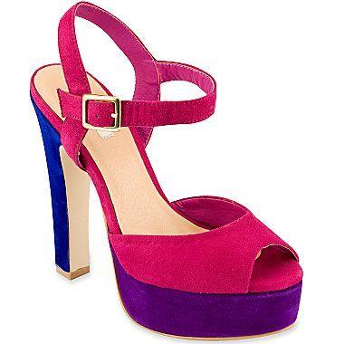 ad87f37106782 Olsenboye® Dakota Platform Sandals - jcpenney