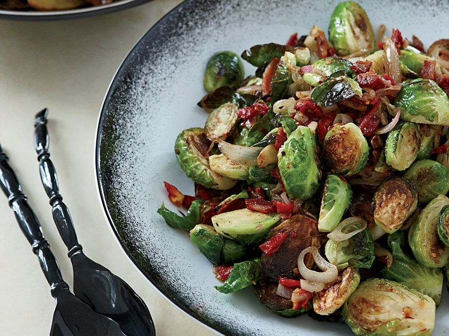 Caramelized Brussels Sprouts With Pancetta Recipe Sprout