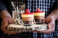 Ecco la ricetta per il crumble al cioccolato della finale di Bake Off Italia