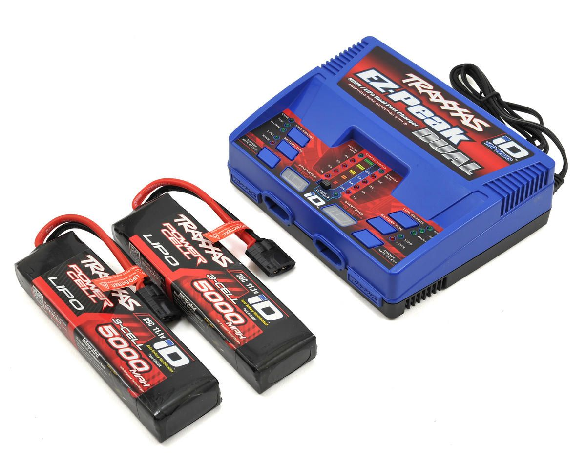 Traxxas TRX4 Parts Battery charger, Traxxas, Car batteries