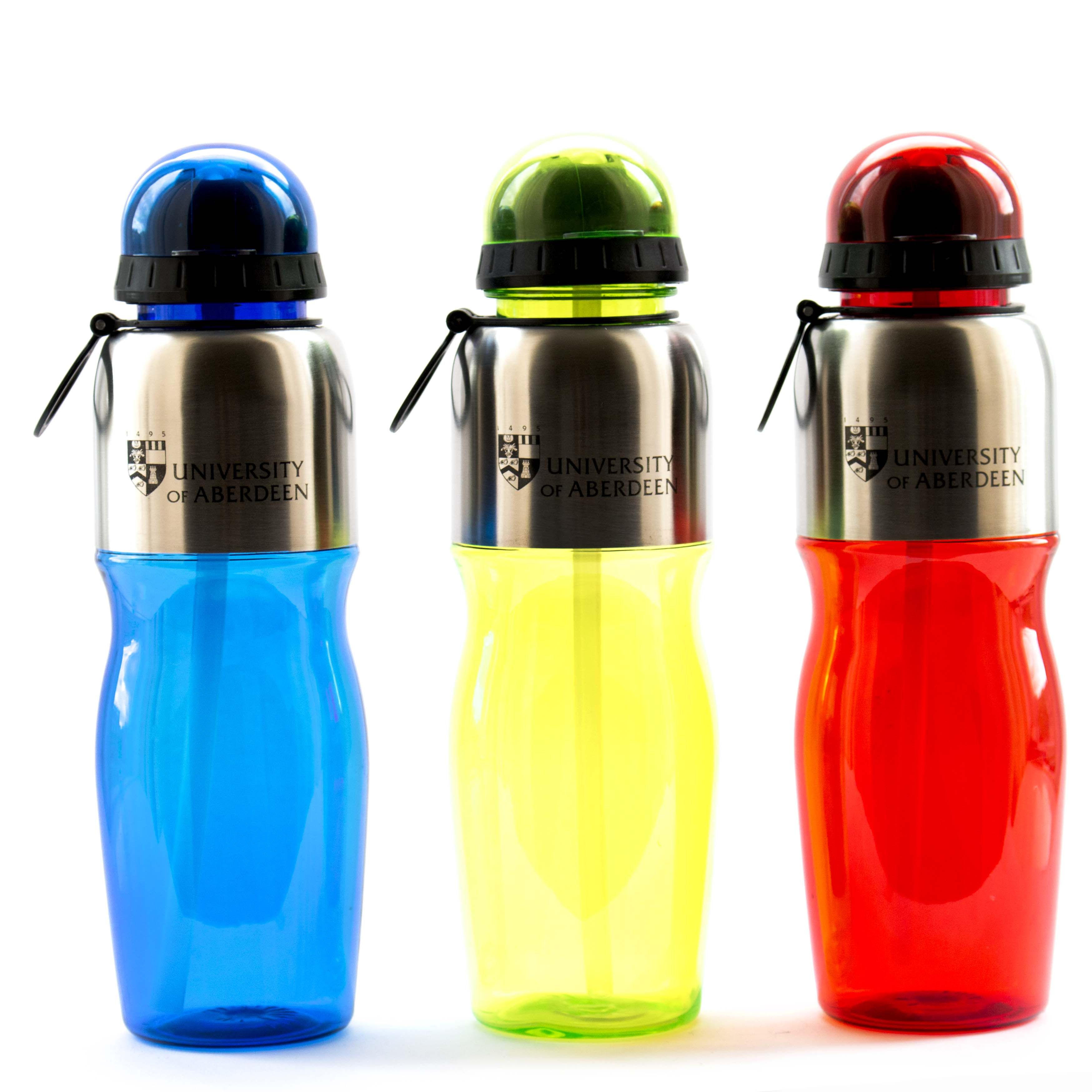 Personalised sports bottles supplied to University of