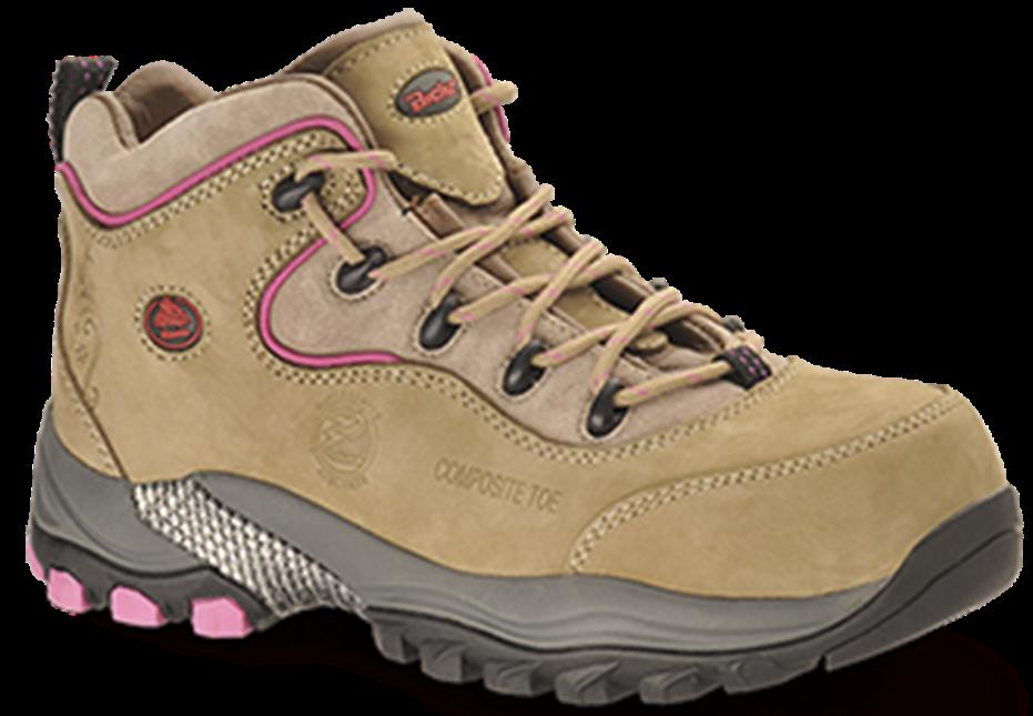 Bota De Seguridad Trend Dama Bota En Cuero Nobuck Forro Pigskin Y Descarne De Cuero Gamuzado Combinado Con Cuer Zapatos De Seguridad Bota De Seguridad Zapatos