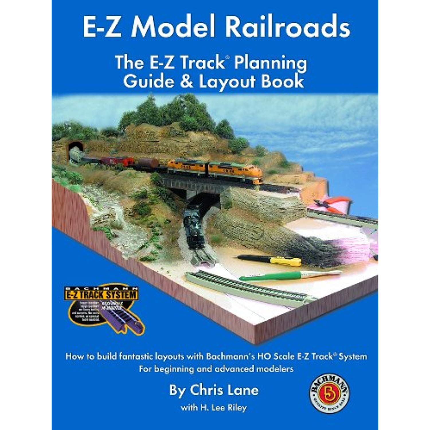 E Z Model Railroads The E Z Track Planning Guide And Layout Book Details Can Be Found By Clicking On The I Model Railroad Model Trains Model Train Layouts